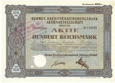 Hermes Kreditversicherungsbank  Berlin 1928