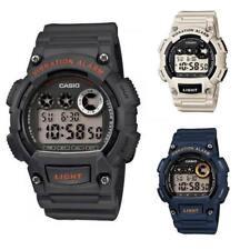 Casio Unisex Standard Digital Alarm LED Waterproof Classic Sport Watch W-735h