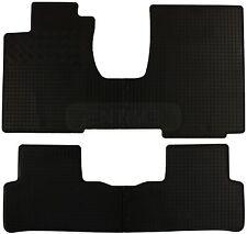 Gummifußmatten für Honda CRV CR-V CR V 3 2006-2012 4tlg