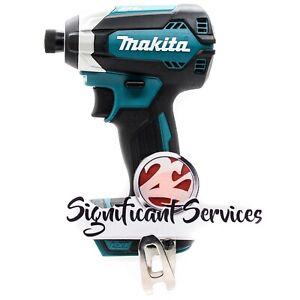 "New Makita XDT13Z 18V 18 Volt LXT Brushless Cordless 1/4"" Impact Driver Drill"