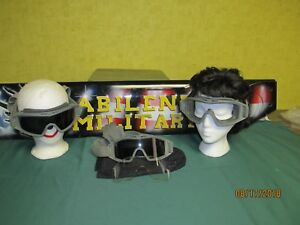 Revision Desert Locust Sand Wind Dust Goggles Military ACU Goggles Excelnt Good