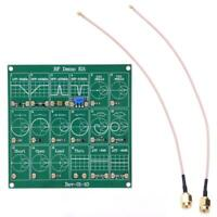 RF HF Demo Kit NanoVNA Radio Frequency Test PCB Board Filter Attenuator für VNA