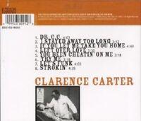 CLARENCE CARTER - CLARENCE CARTER: DR.C.C.   CD NEW