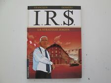 IRS I.R.S. T2 EO2000 BE/TBE LA STRATEGIE HAGEN EDITION ORIGINALE