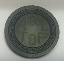 """New listing Antique Illegal Casino Gambling Chip Nashville Tennessee Marked """"Ridge Top�"""