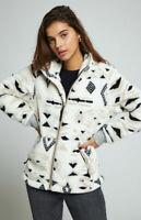 New Women's The North Face Campshire Coat Top Fleece Full Zip Jacket