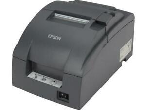 NEW Open Box Epson TM-U220B Serial Receipt Printer