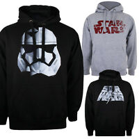 Star Wars - Mens Hoodie Hoody - Official - Sizes S-XXL