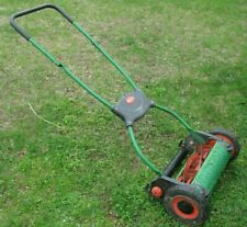EXC EUC rare Brill Luxus 38 15-in.push type Reel Mower - made in Germany