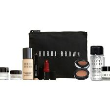 Bobbi Brown Set: Foundation, Lipstick, Bronzer, Cream, Face Base, Makeup Remover