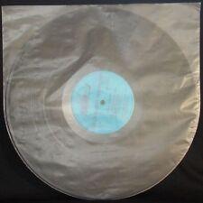 "50 Anti Static Japanese type Round Bottom Anti Static12"" LP Record Inner Sleeves"