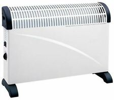 2000W PORTABLE ELECTRIC THERMOSTAT CONVECTOR HEATER WINTER 2KW WALL MOUNTED HOT