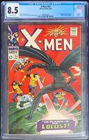 X-Men #24 CGC 8.5 Marvel 1966 Locust