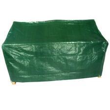 Heavy Duty 3 Seater Garden Bench Seat Cover Outdoor UV Waterproof Weatherproof