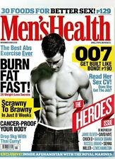 MENS HEALTH MAGAZINE - November 2008