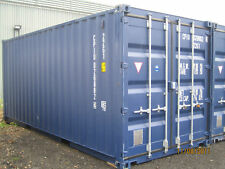 CONTAINER STORAGE SELF STORAGE -1 WKS HIRE AT OUR SITE