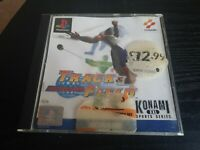 International Track & Field Playstation PS1 Video Game Manual PAL Sports Series