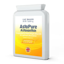 Astaxanthin 42mg AstaPure Oil - 60 Soft Gel Capsules