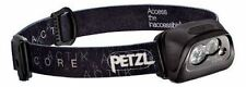 NEW PETZL ACTIK HYBRID CONCEPT HEADLAMP WATER RESISTANT CAMPING HIKING BLACK