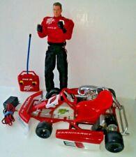 "2002 Dale Earnhardt Jr Freestyle Race Kart Edge R/C Tested 27MHz>18""Cart>17""Fig"