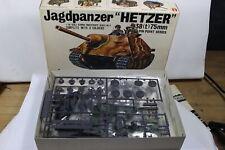 Bandai 8239 Jagdpanzer Hetzer 38t 75mm 1:48 Emb.orig