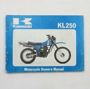 Kl Motorcycle Repair Manuals Literature For Sale Shop With Afterpay Ebay