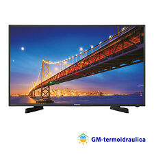 Televisore Smart Tv Hisense LED 49 Pollici Full HD 1080P USB HDMI M2600
