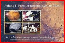 TOGOLAISE 2006 SPACE EXPLORATION M/S of MNH CV$8.75 we have matching S/S ALSO
