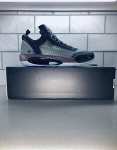 🔥Air Jordan 34 Low (XXXIV) Vapor Green Size 14 (CZ7750-003) Basketball Shoes