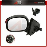 Power Function Manual Fold Signal For 2000-2004 Ford F150 Contourty LH Mirror