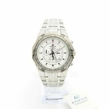 Casio Edifice EF-540D-7AV Men Analog Tachymeter Chronograph Watch EF-540D-7AVUDF