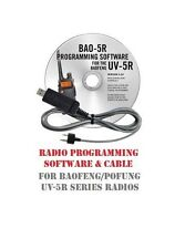 Baofeng/Pofung UV-5R Radio Programming Software & Cable Kit - Authorized Dealer
