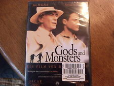 Gods and Monsters , Brendan Fraser, Ian McKellen DVD NEU