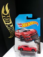 2017 HOT WHEELS CAMARO FIFTY 2017 CAMARO ZL1 RED - A10