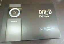 Olympus OM-D E-M1 Mark II Digitalkamera OVP 4398 Auslösungen