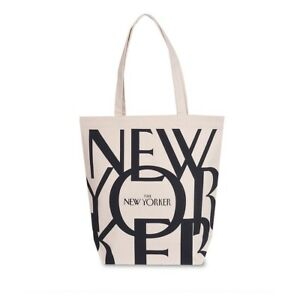 The New Yorker Magazine Tote Bag