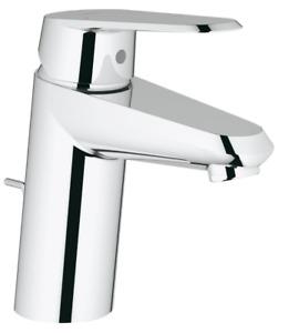 Grohe Eurodisc Cosmopolitan Einhand Waschtischbatterie S-Size ohne... 33190002