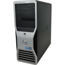 Dell Precision T5500 Xeon E5620 @2.4gHz (2 processors) 64G RAM 250g+250g SSD+HDD