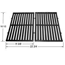 Vermont Castings Gas Grill Replacement Porcelain Cast Iron Cooking Grid JGX252