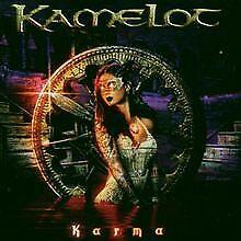 Karma von Kamelot   CD   Zustand gut