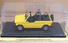 ARO 10 SPARTANA - MINIATURA COLECCIÓN 1/43 IXO IST-LEGENDARIO COCHE AUTO-B03
