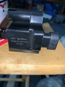 AA IGNITION AA140 REPLACEMENT IGNITION COILS TOTAL 8 PIECES