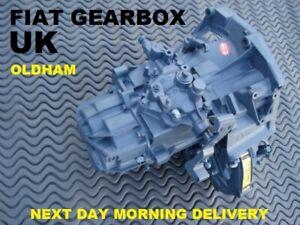 FIAT BRAVO 6 speed1.4 gearbox 12 MONTHS WARRANTY FREE DELIVERY...C15 TYPE