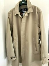 BARBOUR TRENCH UOMO BACPS 1761 XL BEIG ST31 COLT JACKET