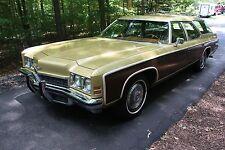 1972 Chevrolet Wagon-Clamshell Kingswood Estate