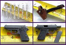 1:6 scale HOT TOYS CMS03 City Hunter SAEKO NOGAMI PISTOL HOLSTER KNIFE