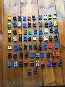 LEGO minifigure spare legs x 72 Bundle Trousers