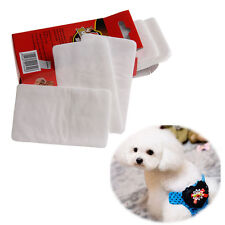 1 Pack Pet Disposable Diaper Dog Doggy Cat Diapers Nappy Pads Paper Mat New