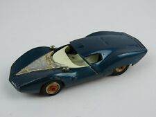 Corgi Toys Chevrolet Astro 1 Experimental Car Teal Blue Die cast good condition
