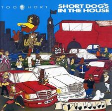 Too $hort, Too Short - Short Dog's in the House [New CD] Clean